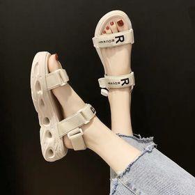 Giày sandal đế thô giá sỉ
