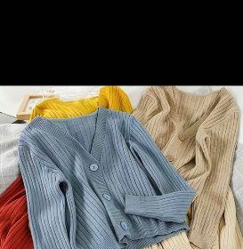 Áo len cadigan đầu mùa bao chất chuẩn loại 1_free size giá sỉ