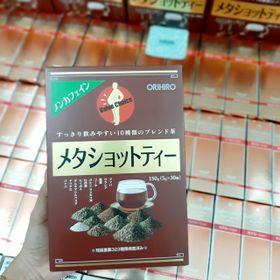 Trà Tiêu Mỡ - Giảm Cân Meta Shot Tea Orihiro Nhật Bản giá sỉ