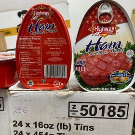 Thịt heo hộp Ham Highway Mỹ 454g giá sỉ