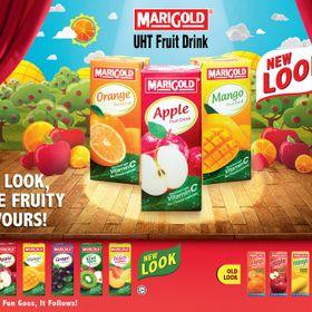 Nước trái cây Marigold thùng 24 hộp 250ml giá sỉ