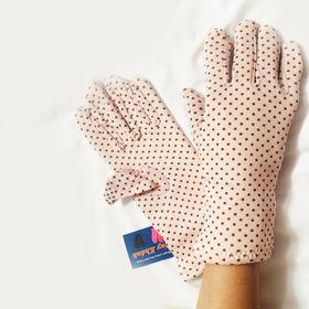 Bao tay nữ chống nắng, găng tay nữ chống nắng chất liệu thun màu ngẫu nhiên giá sỉ