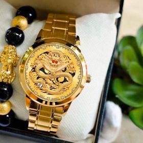 Đồng hồ nam rồng có lịch giá sỉ