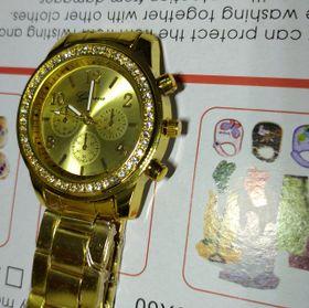Đồng hồ đẹp đính hạt lấp lánh giá sỉ