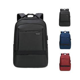 Balo laptop cao cấp - tích hợp cổng sạc USB - Balo đựng máy tính nhiều ngăn tiện dụng đi học đi làm đi du lịch - SL81 giá sỉ
