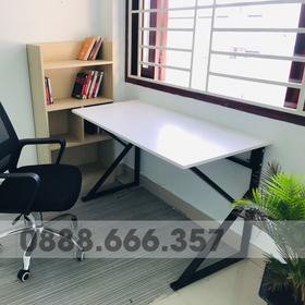Bàn làm việc - bàn học - bàn văn phòng - Chân K giá sỉ