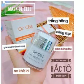 Kem Ol Cell - sạch nám, tàn nhang, giảm thâm – Hàn Quốc giá sỉ