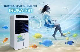 Máy làm mát không không khí Iruka I81 giá sỉ