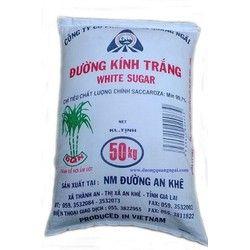 Đường cát trắng Quảng Ngãi bao 50 kg giá sỉ