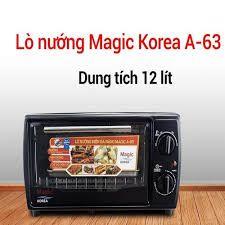 Lò nướng 12L Magic Korea A63 giá sỉ