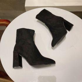 Giày bot da lộn cao cấp giá sỉ