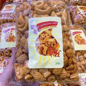 Bánh snack mực thái giá sỉ giá sỉ