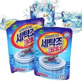 Bột tẩy vệ sinh lồng máy giặt 450g giá sỉ