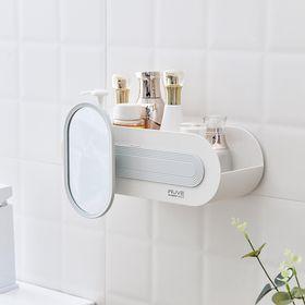 Kệ mỹ phẩm phòng tắm có gương giá sỉ