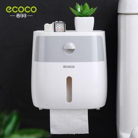 Hộp Đựng Giấy Vệ Sinh 2 Tầng Ecoco (20 x 20 x 12.5cm) giá sỉ