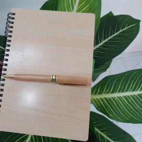 Sổ tay bìa gỗ giá sỉ