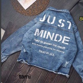 Áo khoác jean nữ Mind giá sỉ