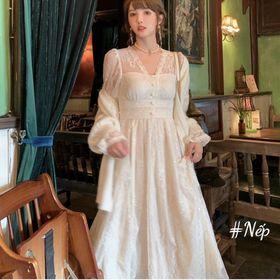 Đầm ren công chúa cao cấp giá sỉ