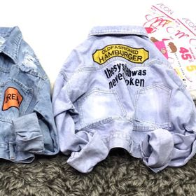 Áo khoác jean nữ NY giá sỉ