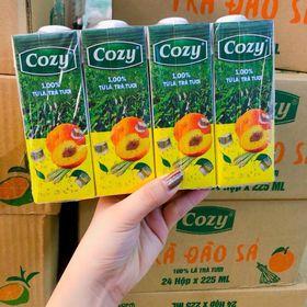Trà Cozy 3 vị giá sỉ
