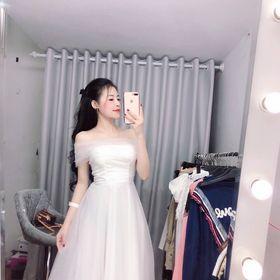 Đầm công chúa ngang vai giá sỉ