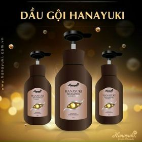 Dầu gội hanayuki shampoo giá sỉ