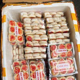 Bánh pía hộp 10 cái giá sỉ