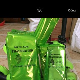 Bột trà xanh Thái Nguyên giá sỉ