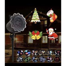 Đèn chiếu hình Noel Lawn Lamp giá sỉ