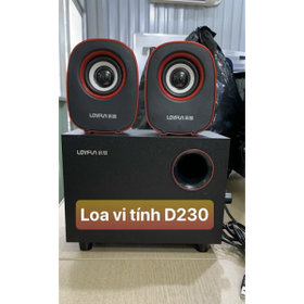 Loa vi tính 2.1 Loyfun D230 giá sỉ
