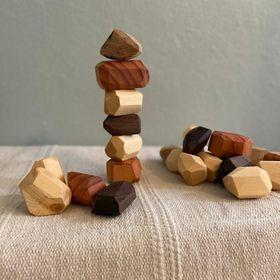 Đá gỗ cân bằng giá sỉ lẻ