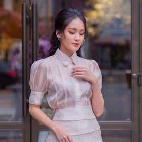 Sét bộ váy chất tơ nhật giá sỉ