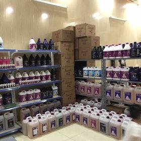 Nước giặt Karabi, công nghệ Thái Lan, sản xuất tại Việt Nam, nguồn hương liệu nhập Đức.