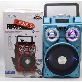 Loa Karaoke P113/P115 kèm mic giá sỉ