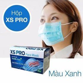 Khẩu trang y tế XSPro - XANH giá sỉ