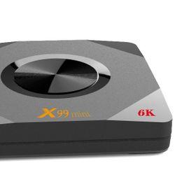 XẢ 7 BỘAndroid Tivi Box Ldk.ai X99 Mini 6K Global Quốc Tế (Android 9) -