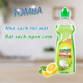 nước rửa chén TOMBA (5l) giá sỉ