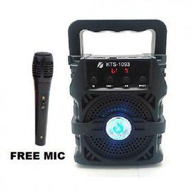 Loa karaoke KTS-1093 tặng mic giá sỉ