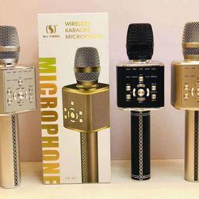 Micro Karaoke Bluetooth YS 97 cao cấp giá sỉ