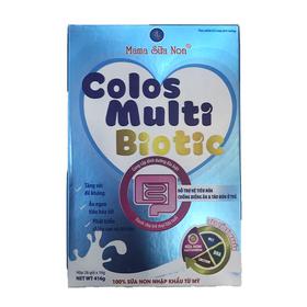 Mama Sữa Non Colos Multi Biotic Hộp 416g - Date mới - Chiết khấu cao giá sỉ