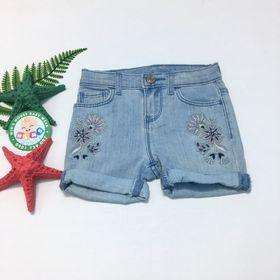 Quần short Jeans, Kaki bé gái thời trang nhập cao cấp QSBG001 giá sỉ