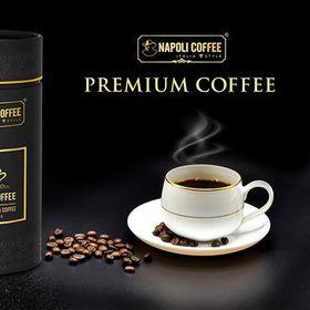 Cà phê rang xay Napoli- Premium coffee-100% arabica giá sỉ