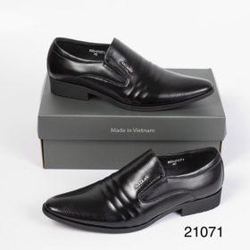 Giày tây nam tăng chiều cao đế cao 7cm giá sỉ