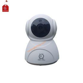 Camera Wifi V380 5mpx, camera trong nhà xoay 360 độ giá sỉ