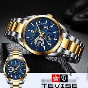Đồng hồ chạy cơ Tevise giá sỉ - Cửa hàng đồng hồ Mạnh Thắng giá sỉ