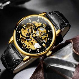 Đồng hồ tevise chạy cơ giá sỉ - Cửa hàng đồng hồ Mạnh Thắng giá sỉ