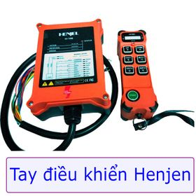 Tay điều khiển từ xa Henjen 220-380V giá sỉ