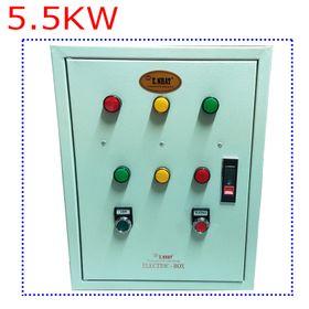 Tủ điều khiển 5,5kw-380v giá sỉ