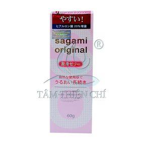 Gel bôi trơn gốc nước Sagami Japan chai 60ml TTC giá sỉ