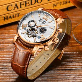 Đồng hồ cơ kinyued vip - Cửa hàng đồng hồ mạnh thắng giá sỉ